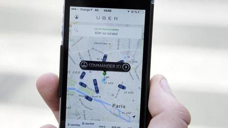 L'appel des libéraux pour sauver Uber | Politique & société | Scoop.it