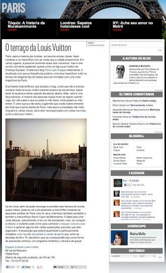 Sob o céu de Paris : O terraço da Louis Vuitton | LouisVuitton | Scoop.it