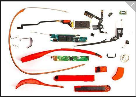 Images virtuelles : Google reprend des brevets Foxconn pour ses lunettes connectées | netnavig | Scoop.it