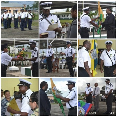 PD Change Of Command Ceremony | Cayo Scoop!  Bestofcayo.com's E-mag. | Scoop.it