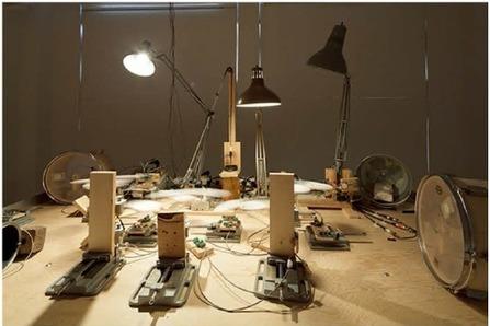 Peter Flemming - Instrumentation / Galerie des arts visuels @universitelaval   MUSÉO, ARTS ET SPECTACLES   Scoop.it