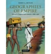 Geographies of Empire European Empires and Colonies C.1880 1960 (Cambridge Studies in Historical Geography (Paperback)) By Robin A. Butlin   History in Personal Culture   Scoop.it