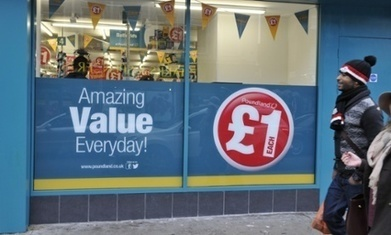 Poundland agrees to buy rival 99p Stores | Insights into Markets | Scoop.it