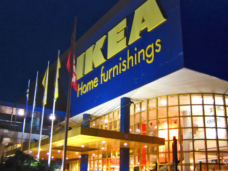 Como reinventar uma loja IKEA | Consumer behavior | Scoop.it