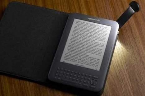 Les e-books pèsent 23% du marché américain de l'édition | Teaching image & photography | Scoop.it