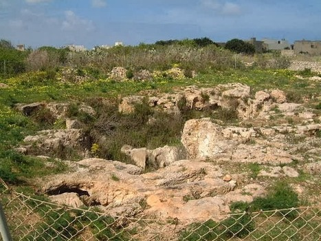 The Archaeology News Network: Megalithic site in Malta threatened by housing development | Aux origines | Scoop.it