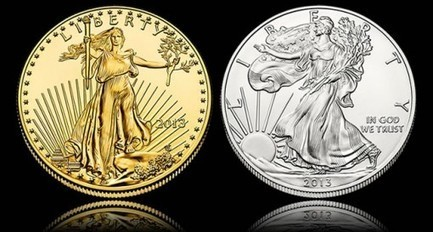 2013 American Eagle Bullion Coins Notch Records in January Sales | Gold and What Moves it. | Scoop.it