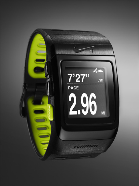 Nike+ SportWatch GPS Powered by TomTom | Art, Design & Technology | Scoop.it