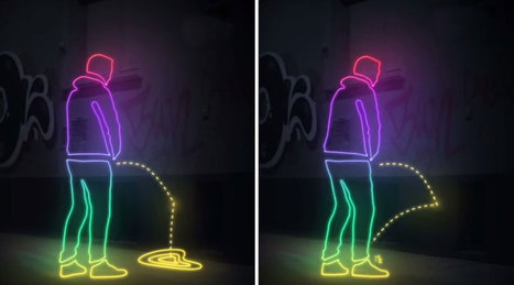 Germans Fight Public Urination By Covering Walls With Superhydrophobic Substance | 16s3d: Bestioles, opinions & pétitions | Scoop.it