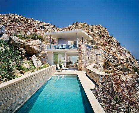 DesignRulz | Minimalist Beach House Design – Casa Finisterra by ... | Beautiful Beach Houses | Scoop.it
