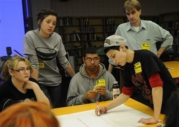 Sto-Rox students for gay rights plan for Day of Silence - Pittsburgh Post Gazette | Gender, Religion, & Politics | Scoop.it