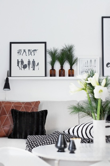STYLIZIMO BLOG: Decorating for Christmas on a low budget | İnterior Designer and Feng Shui Master | Scoop.it