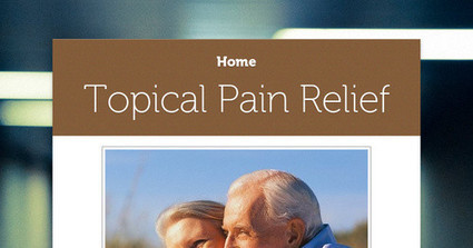 Topical Pain Relief | topicalpainss | Scoop.it