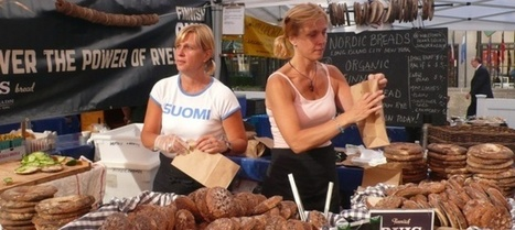 Finnish rye-bread revolution hits the US - thisisFINLAND: Arts & culture: Cuisine | Finland | Scoop.it