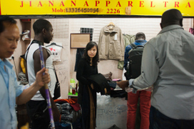 African traders flocked to Guangzhou for the cheap goods but are staying to run manufacturing operations | Africa In China | Scoop.it