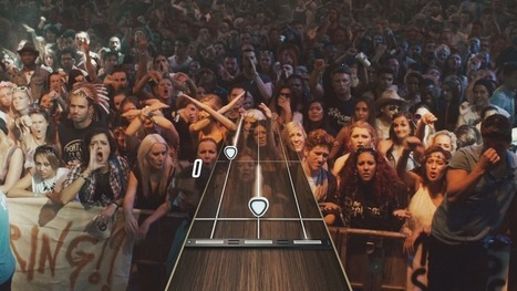 Headbanger's haul: 'Guitar Hero Live' goes metal with the latest track list reveal | MUSIC:ENTER | Scoop.it