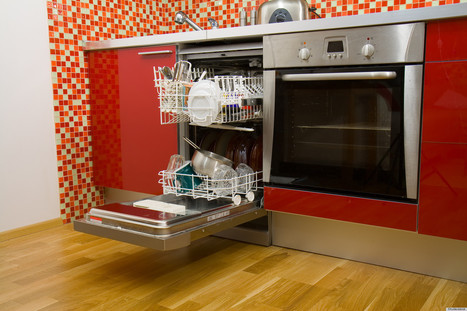 Try This Money-Saving Dishwasher Tip In Warm Weather - Huffington Post | home maintenance | Scoop.it