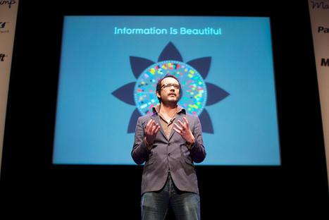 David McCandless : «L'interaction est le futur de la datavisualisation» | e-Xploration | Scoop.it