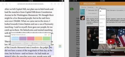Subtext, para que nuestros alumnos aprendan a leer con un enfoque crítico [iOS]   Tools, Tech and education   Scoop.it