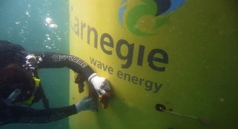 La produzione di energia pulita dalle onde produrrà acqua potabile nel 2014   Energie Rinnovabili   Scoop.it