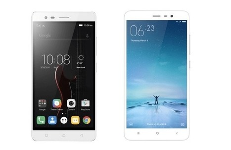 Lenovo Vibe K5 Note Vs Xiaomi Redmi Note 3: Which one you should buy   Mashinie (Online Tech Wizard)   Scoop.it