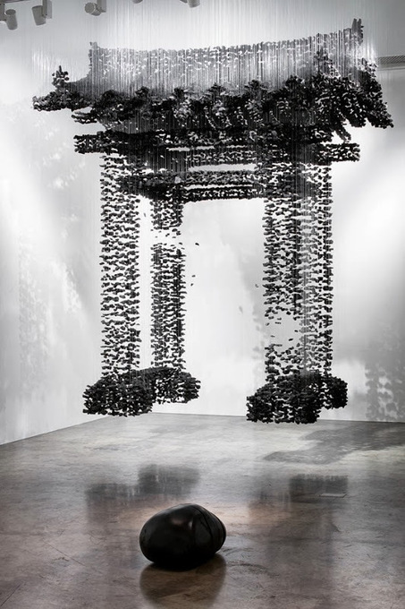Seon-Ghi Bahk | Art Installations, Sculpture, Contemporary Art | Scoop.it