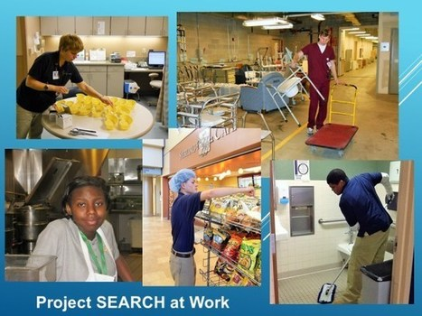 Students with Special Needs Find Life-Changing Employment via Project SEARCH | Socio-Emotional Learning | Scoop.it