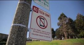 San Francisco : des zones interdites de toute technologie… ou presque @gioggsan | Geeks | Scoop.it