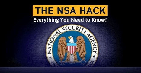 The NSA Hack — What, When, Where, How, Who & Why? | Criminal Justice in America | Scoop.it