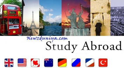 Study Abroad or in India - Newz Duniya | Newz Duniya | 24*7 online news | Scoop.it