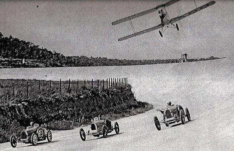 Derecho al Averno: Circuito de Terramar: el 3º más antiguo del mundo | Derecho al Averno | Scoop.it