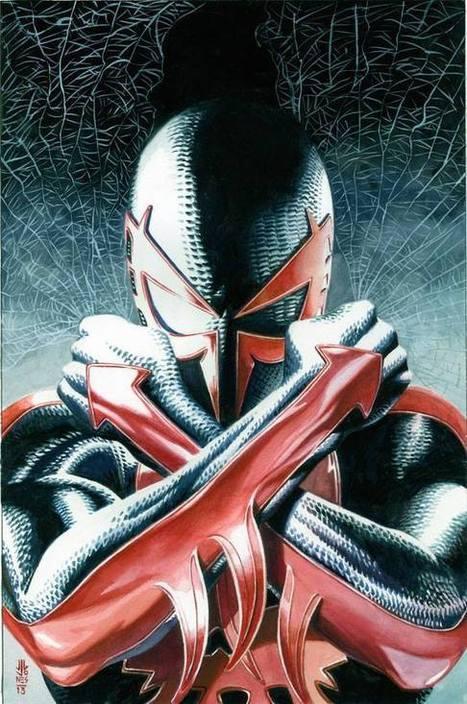 Spiderman 2099 coming soon. - Comic Book Resources Forums   NewKadia Buzz - Comic book News 24-7   Scoop.it
