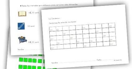 RECURSOS PRIMARIA | Cuadernillo para trabajar la centena ~ La Eduteca | FOTOTECA INFANTIL | Scoop.it