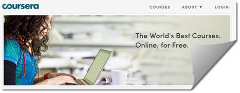 Coursera suma 12 nuevas universidades para sus cursos online gratuitos | Sites Educativos - Recursos Educativos Abertos | Scoop.it