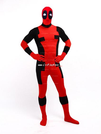 DeadPool Costume,DeadPool Morphsuit | deadpool costume | Scoop.it