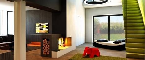 Concevoir une maison : l'agencement des pièces | Immobilier | Scoop.it