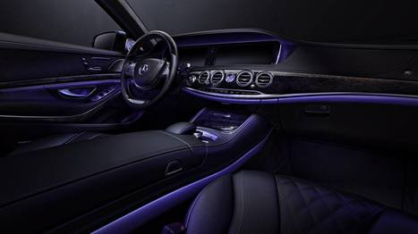 Via @MBUSA >>> 10 Things to Know About the 2014 S-Class | #Technology | Scoop.it