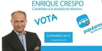 Un dirigente del PP valenciano dimite acusado de corrupción | Partido Popular, una visión crítica | Scoop.it