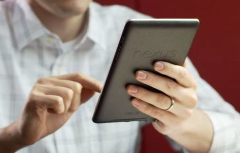 Here's why tablets (yes, tablets!) will replace the smartphone | Nos vies aujourd'hui - Our lives today | Scoop.it