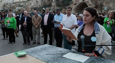 Jewish Leaders Rally Against Orthodox Control of Religion — and Waning Faith Practice   Jewish Education Around the World   Scoop.it