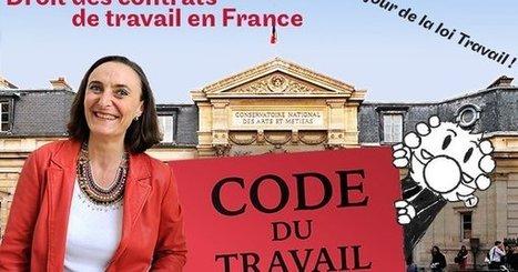 Le droit des contrats de travail en France | Droit des contrats de travail en France | Scoop.it