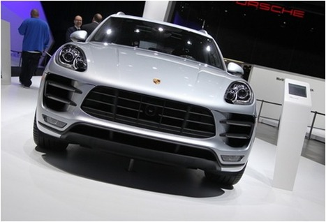 Porsche SUV Macan S and Macan Turbo | Cross Over SUV Club | Scoop.it