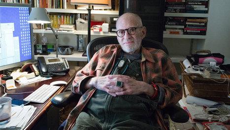 Larry Kramer Lives to See His 'Normal Heart' Filmed for TV   HIV activists   Scoop.it