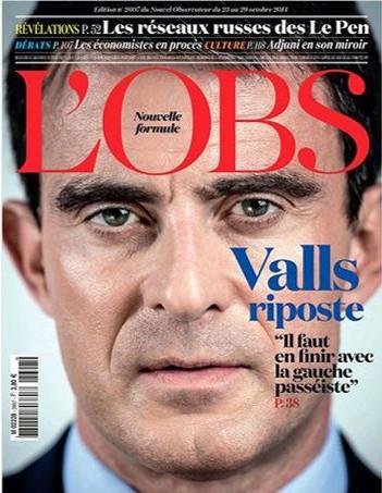 Le Nouvel Obs devient L'Obs | DocPresseESJ | Scoop.it