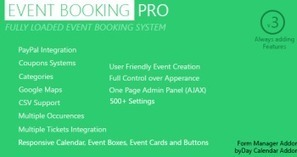 Event Booking Pro - WP Plugin [paypal or offline] V3.42 | Wordpress Themes | Scoop.it