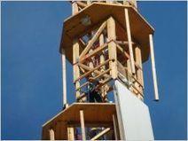Une éolienne géante en… bois - Batiactu | Systèmes énergétiques du futur | Scoop.it