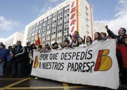 Iberia propone a los sindicatos retomar la negociación de la productividad.  FUENTE: El País | CF ALOJ TRABAJO EN EQUIPO | Scoop.it