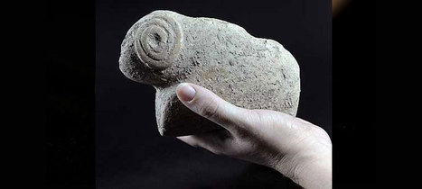 Early neolithic figurines discovered at Tel Motza : Past Horizons Archaeology | ancient civilization | Scoop.it