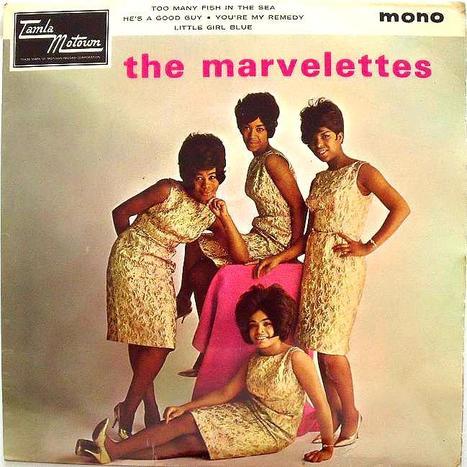 The Marvelettes, un parfait symbole de la période dorée de Tamla-Motown   Merveilles - Marvels   Scoop.it