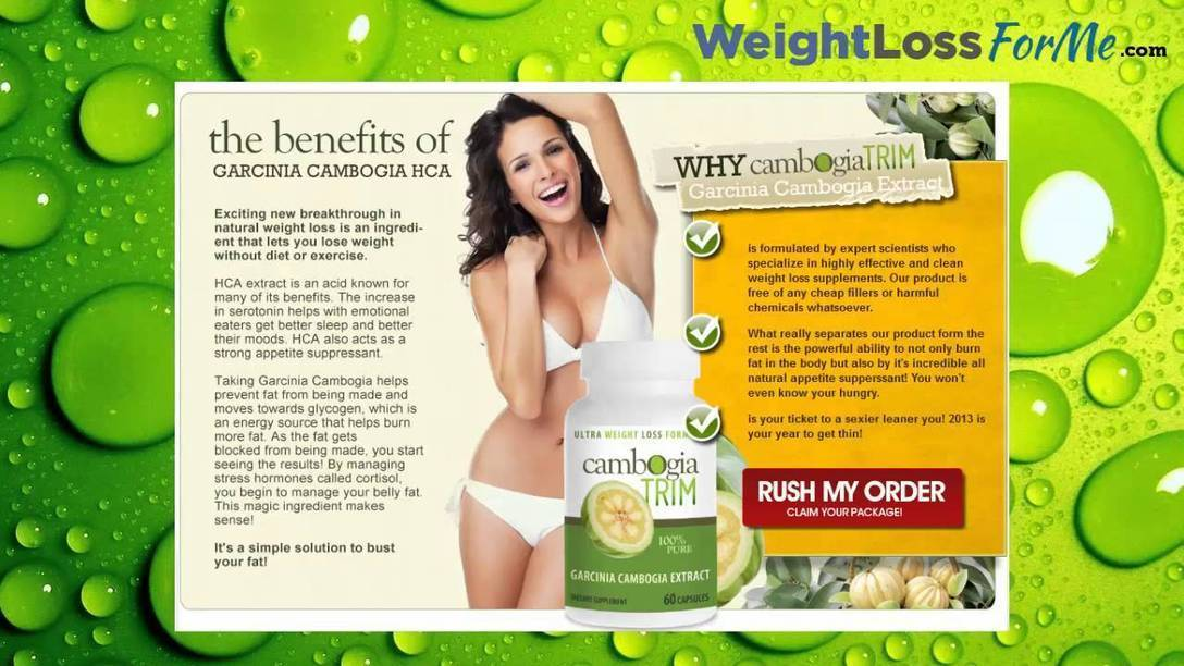 Homeopathic Weight Loss Program for fast, safe, non-drug
